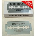 Dorco replacement razor blades (10)